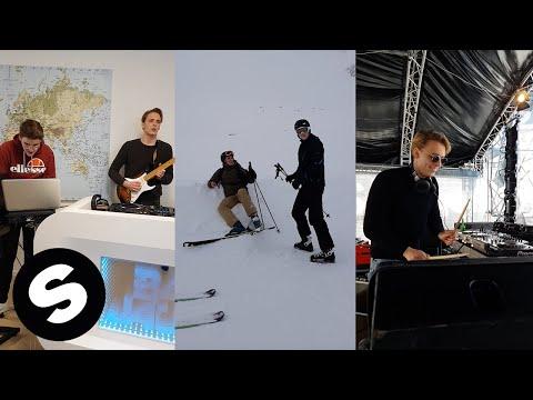 Hälder & Bright Sparks - 16 (Official Vertical Music Video)