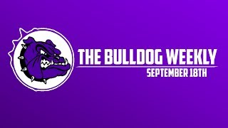 Bulldog Weekly | September 18, 2018