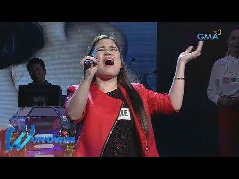 Wowowin: Jennie Gabriel, ginaya ang boses ng mga OPM Divas
