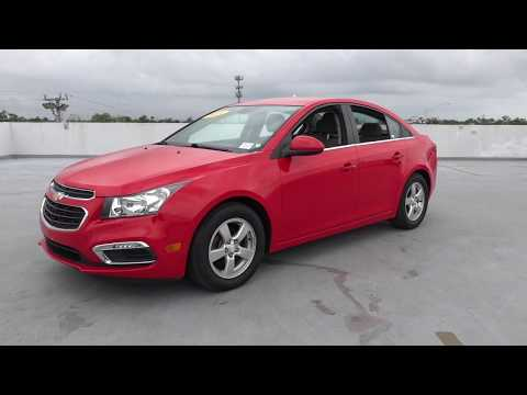 Pre Owned 2016 Chevrolet Cruze Limited 1lt