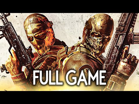 Army of Two The 40th Day - Full Game Walkthrough Gameplay No Commentary