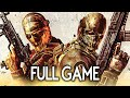 Army Of Two The 40th Day Full Game Walkthrough Gameplay