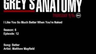 Matthew Mayfield - Better