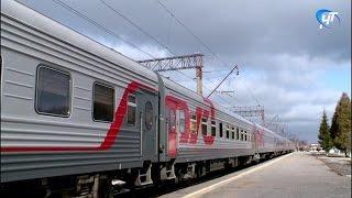 На железнодорожном вокзале провели мастер-класс по покупке билетов на «Ласточку»
