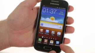 Samsung Galaxy Ace 2 I8160 unboxing