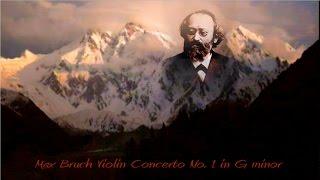 Max Bruch   Violin Concerto No  1 in G minor   2mvt  Adagio
