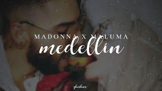 Madonna, Maluma   Medellín (Lyrics)
