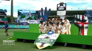 Fifth Test full highlights: Australia v England