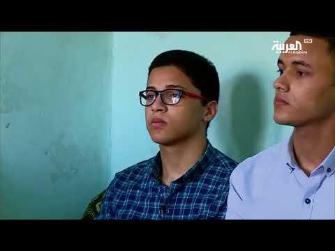 العرب اليوم - شاهد:الأوّل في الثانوية العامة من الفيوم يُعلن عن طموحه