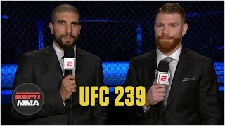 Recapping wins by Jon Jones, Amanda Nunes, Jorge Masvidal, more   UFC 239   ESPN MMA