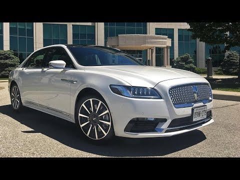 2018 Lincoln Continental - FULL REVIEW