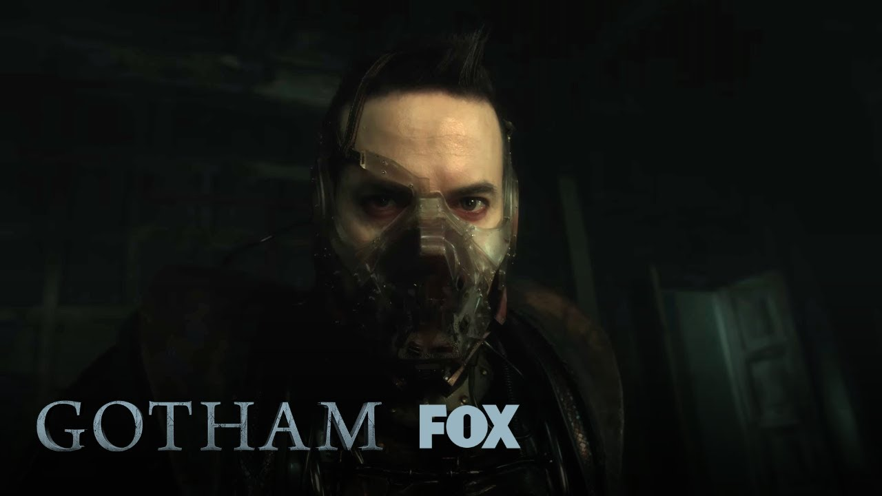 Bane Tells Jim How He Became A Monster | Season 5 Ep. 10 | GOTHAM