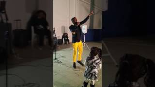 william zaka performing live 2BABA African queen, let somebody love you, if love is a crime