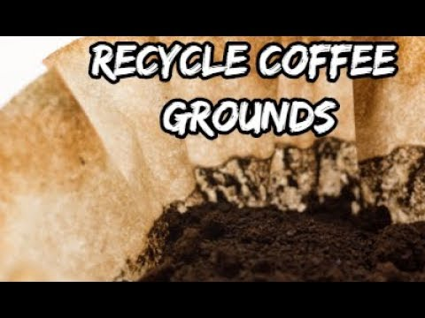 Genius Ways To Recycle Used Coffee Grounds - You Will Never Throw Them Away Again