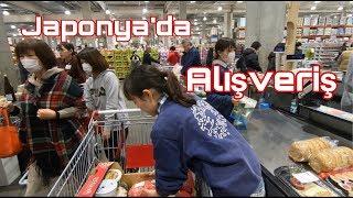 JAPONYA 'DA HAFTASONU ALIŞVERİŞİ Poşetin parayla bile satılmadığı Markette FİYATLAR