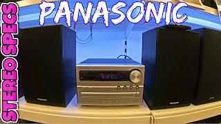 PANASONIC SC PM250ECS | Amazing MICRO SYSTEM 20W RMS SOUND TEST