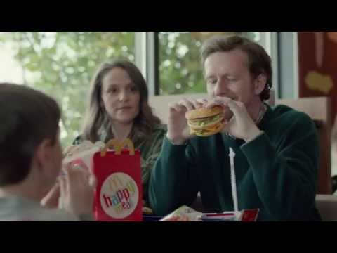 McDonald's Commercial (2015) (Television Commercial)