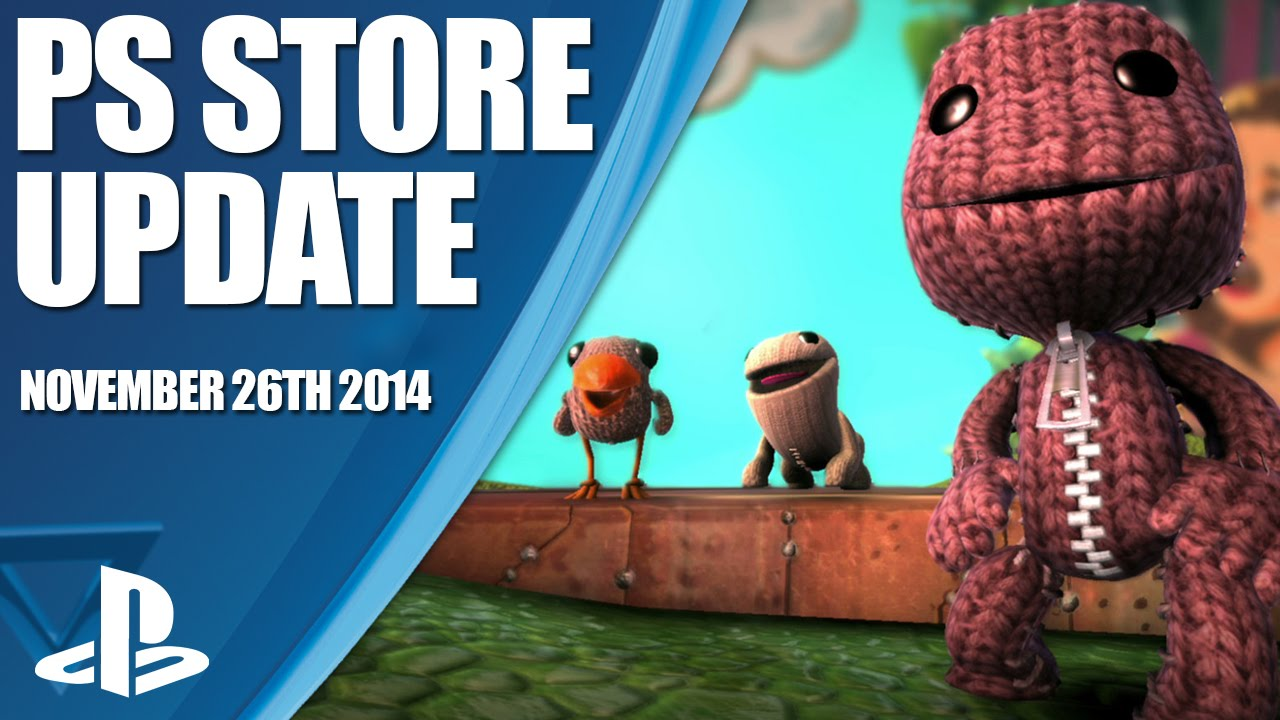 New on PlayStation Store: LittleBigPlanet 3, Geometry Wars 3, Never Alone