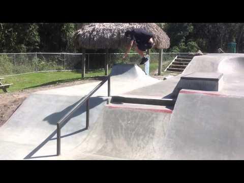 Killing It @ NSB Skate Park