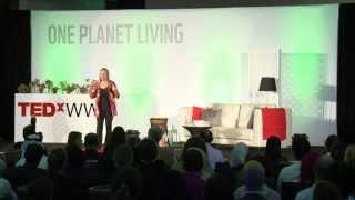 Unity through rhythm: Julie-Ann Odell at TEDxWWF