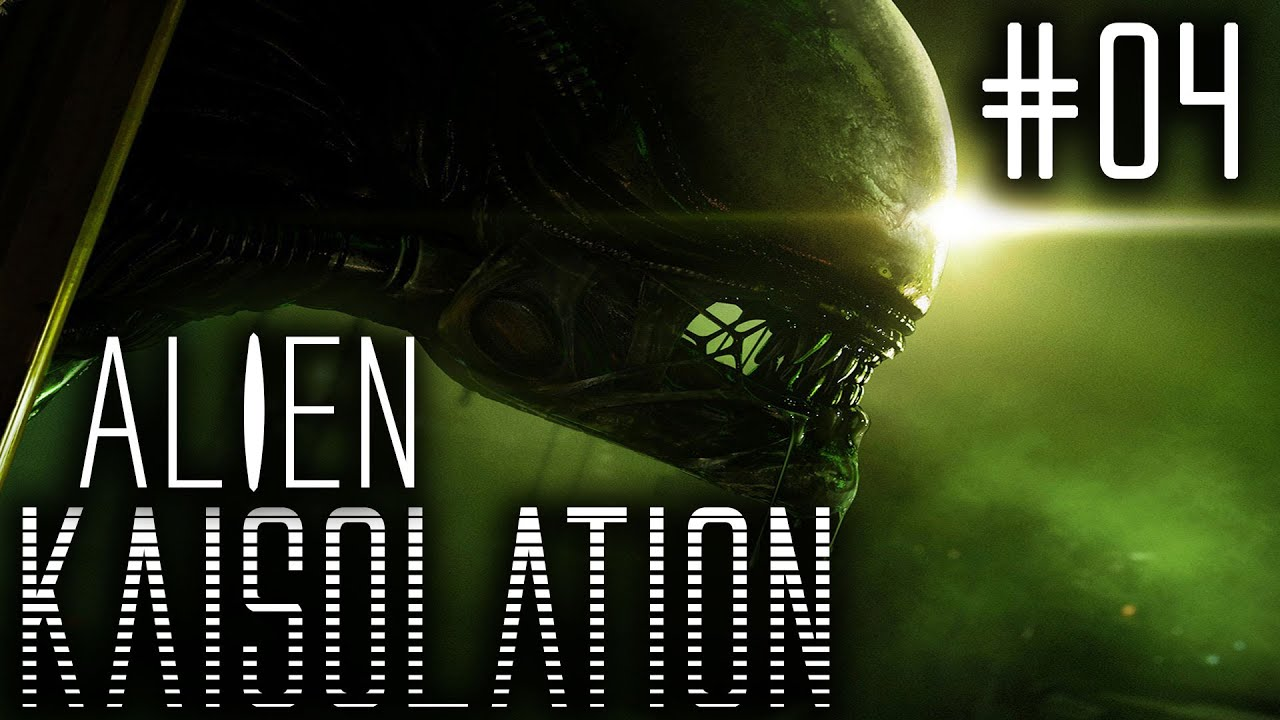 Alien: Kaisolation – Part 04: Alien & Androiden