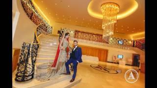 Faizan & Sameera Wedding Cinematic Highlights | Asian