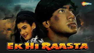 Ek Hi Raasta {HD}  Hindi Full Movie  Ajay Devgan  Raveena Tandon  With Eng Subtitles