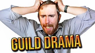 Asmongold Can't Deal With Any More Drama & Ninja Looting From His Olympus Guilds (Classic WoW)