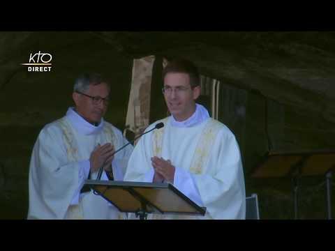 Messe du 22 mai 2020 à Lourdes