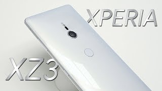 Sony Xperia XZ3 hands-on: refining the formula