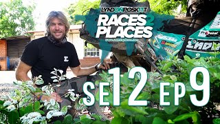 Races to Places SE12 EP09 - Zambia - Adventure Motorcycling Documentary Ft. Lyndon Poskitt