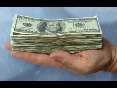 Как много заработать денег видео