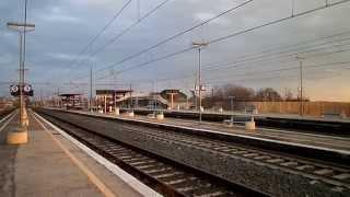 preview picture of video 'E655.048 sul TCS 59004 Bicocca - Milano Smistamento, in transito a Campoleone'