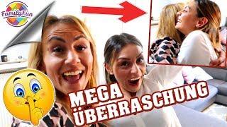 KRASSE ÜBERRASCHUNG GEGLÜCKT - EDA FLIPPT vor FREUDE AUS - Family Fun
