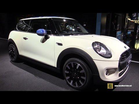 2015 Mini Cooper One 3-Door Diesel - Exterior and Interior Walkaround - 2014 Paris Auto Show