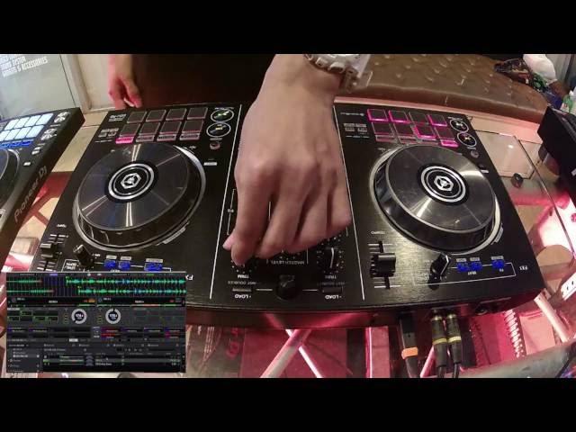 DDJ-RB Scratch Performance by Dj Lab Siam