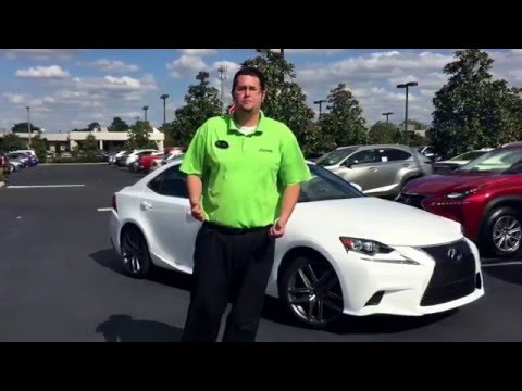 Lexus Technology Training | Navigation System | Lexus of Orlando