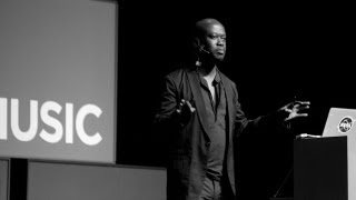 David Adjaye On How Architecture Can Bind People And Places Together.