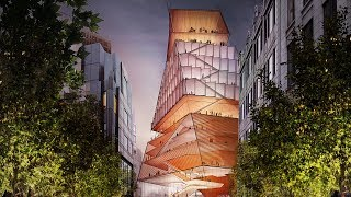Londons New Centre For Music Unveiled | The B1M