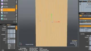 Modeling A Bookcase In Modo [md1]