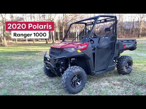 2020 Polaris Ranger 1000 in Greer, South Carolina - Video 1