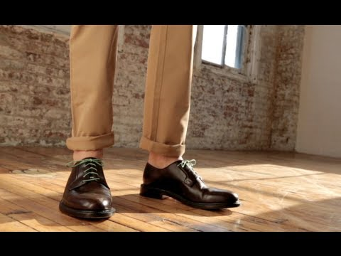 Master the Man Ankle: A Guy's Guide to Going Sockless