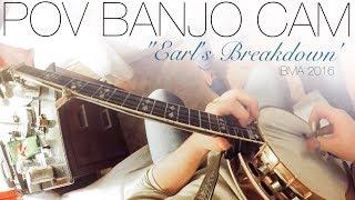 """POV Banjo Cam """"Earl's Breakdown"""""""