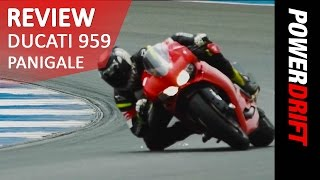 Ducati Panigale 959 : Review : PowerDrift