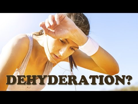 Video Dehydration Cure - How to Cure Dehydration Instantly - Water Dehydration Treatment