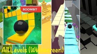 Dancing Ball - All Levels (Widescreen)