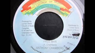 Anthony Chambers - Free Man / Version