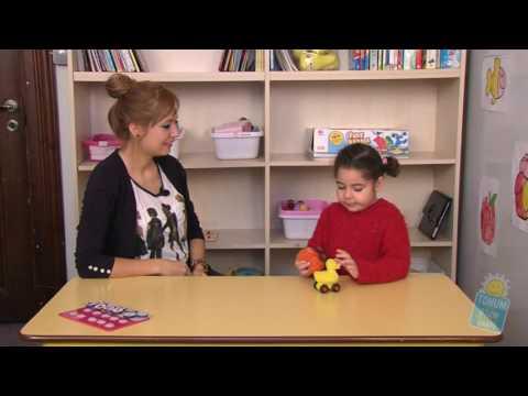 Tohum Otizm Vakfı Eğitim Portalı Videoları #1 Dikkatini Yöneltme
