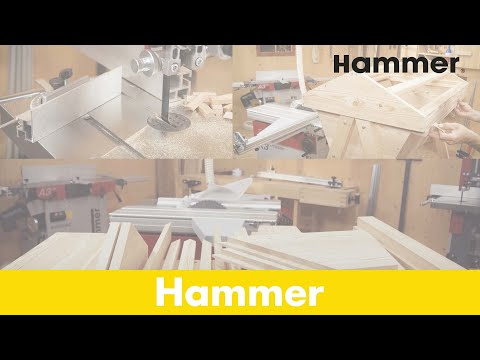 Hammer – Woodworking in nature