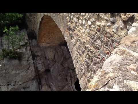 Visita a Sant Llorenç de la Muga (Girona)